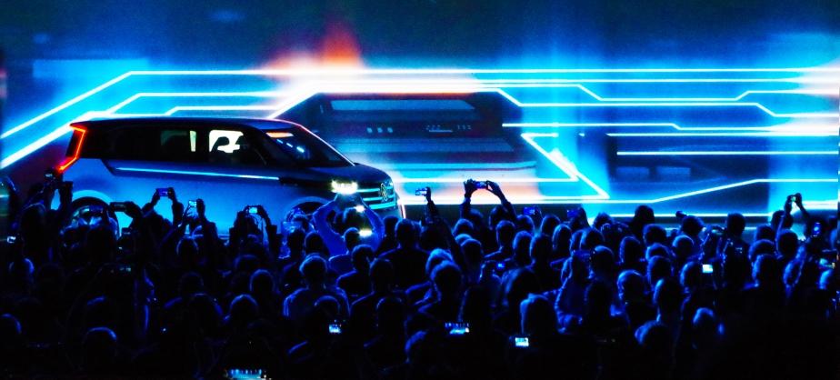 VW BUDDe Reveal