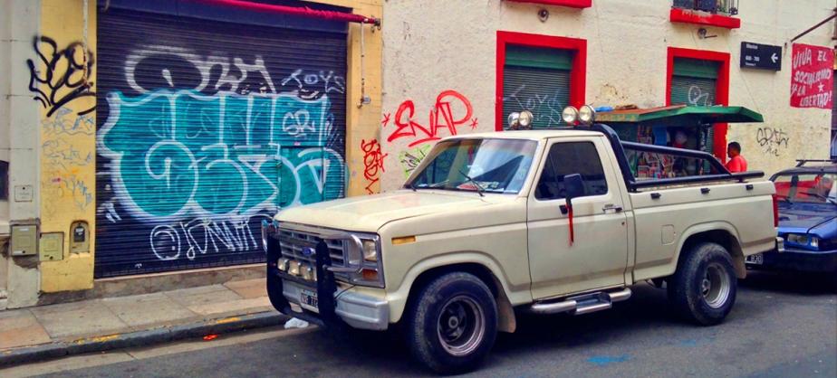 Chile pickup