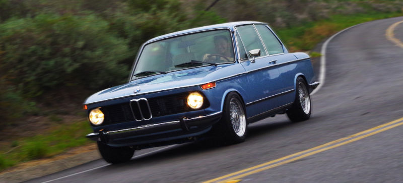 Clarion BMW 2002